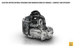 Neuer Elektromotor von Renault